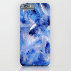Blue Plumes iPhone 6s Slim Case