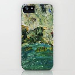 Mystical Cove iPhone Case