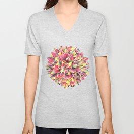 Kaos Fashion Unisex V-Neck