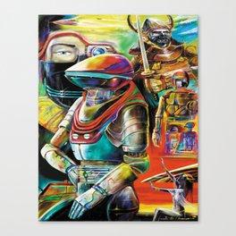 Genesis•2 Canvas Print
