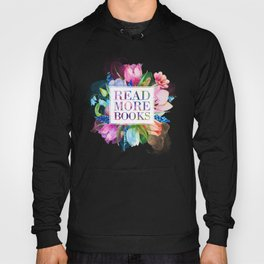 Read More Books Pastel Hoody