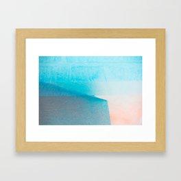 WET COLORS 2 Framed Art Print