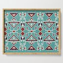 Native American Navajo pattern by catyarte