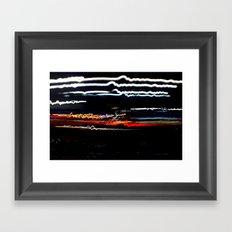 BY-PASS_NY 06 Framed Art Print