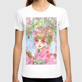 Cover girl /Sakura T-shirt