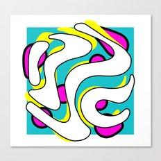 Dream Cube Design Logo Canvas Print