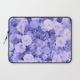 bouquet ver.blue-b Laptop Sleeve