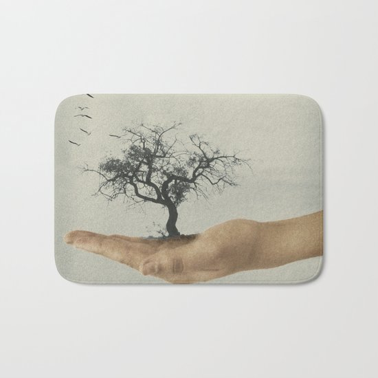 It's all in your mind Bath Mat
