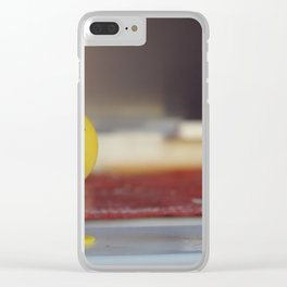 smiled faces Clear iPhone Case
