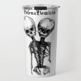 """Duality II"" Travel Mug"