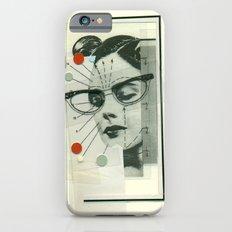 Girls Who Wear Glasses iPhone 6 Slim Case