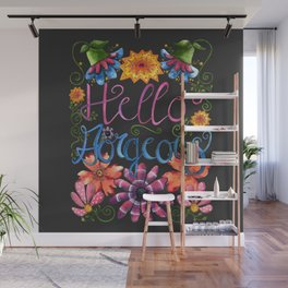 Hello Gorgeous! Wall Mural