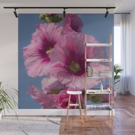 Purple Bells Wall Mural
