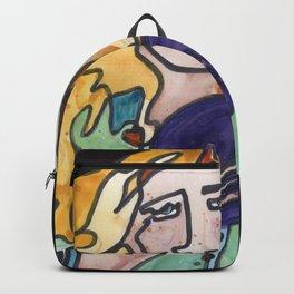 Karen Sure Loves Eggplants Backpack