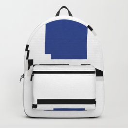 French flag Backpack