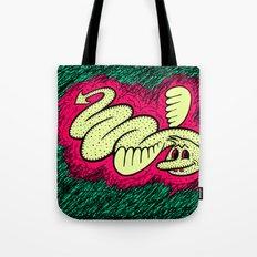 ATMOSPHERIC BEAST. Tote Bag