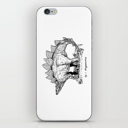 Figure One: Stegosaurus iPhone Skin