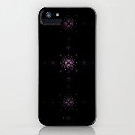 Starburst Grid iPhone Case