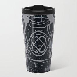 Mark V Octopus - grey Travel Mug