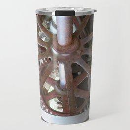 Gears steampunk Travel Mug