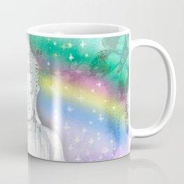 Buddha and Rainbow Coffee Mug