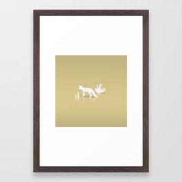 Wider Spaces 1/3 Framed Art Print