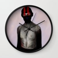 run Wall Clocks featuring Run by Vanessa Neves