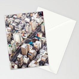 Tokyo Street Stationery Cards