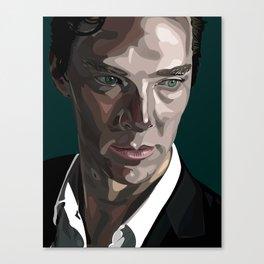Benedict Canvas Print