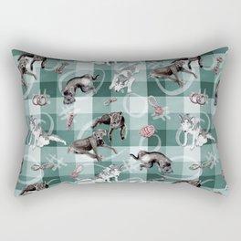 Dog Lover Rectangular Pillow