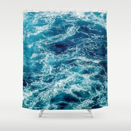 Tough Times Are Temporary Shower Curtain