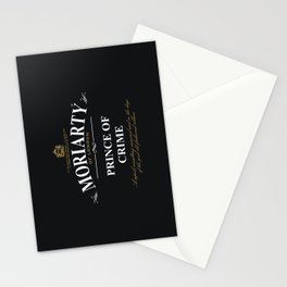 Prince of Crime Stationery Cards
