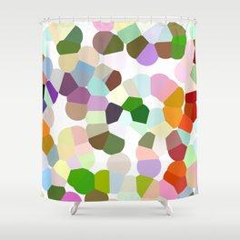 Happy  Spring ! - JUSTART (c) Shower Curtain