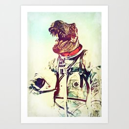 The First and the Last Art Print