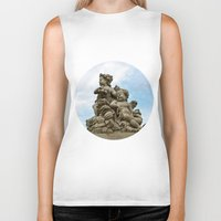 angels Biker Tanks featuring Angels by Design Windmill