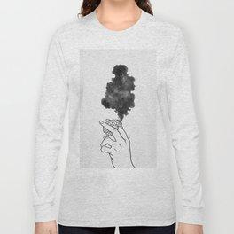 Burning mind. Long Sleeve T-shirt