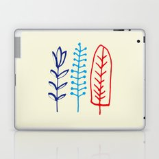 Fall and winter leaves Laptop & iPad Skin