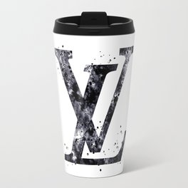 LOUIS . VUITTON LOGO Travel Mug