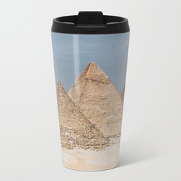 Giza Pyramid Complex Travel Mug