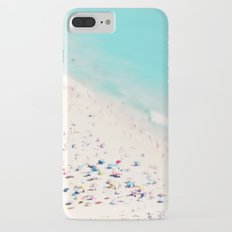 beach love III square Slim Case iPhone 7 Plus
