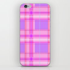 Cuter Than You Plaid iPhone & iPod Skin