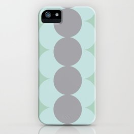 Gradual Mint iPhone Case