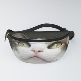 Stanley - A Cat You Can Believe In Fanny Pack