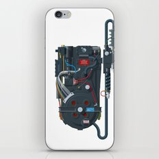 Proton pack, Ghostbusters iPhone & iPod Skin