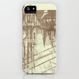 from the roots iPhone Case