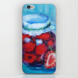 Jam jar iPhone Skin