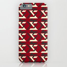 TYPOGRAPHY TTY N20 iPhone Case