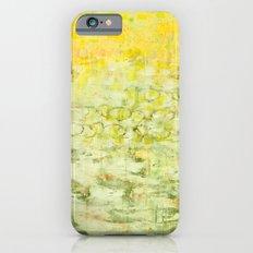 yellow greens Slim Case iPhone 6s