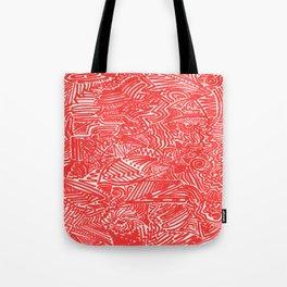 Abstract #6 Tote Bag