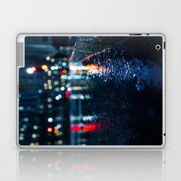 Cold City Lights Laptop & iPad Skin
